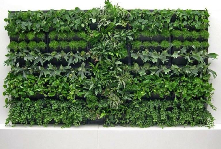 modular green wall