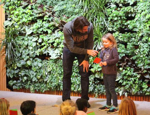 Crowdfunding groene wanden Floriande startsein voor complete vergroening