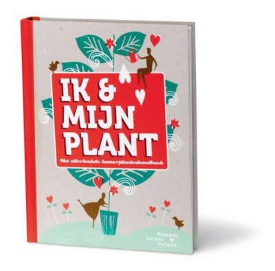 boek ik en mijn plant