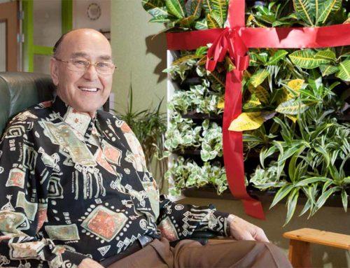Tijd voor een groene revolutie in de ouderenzorg